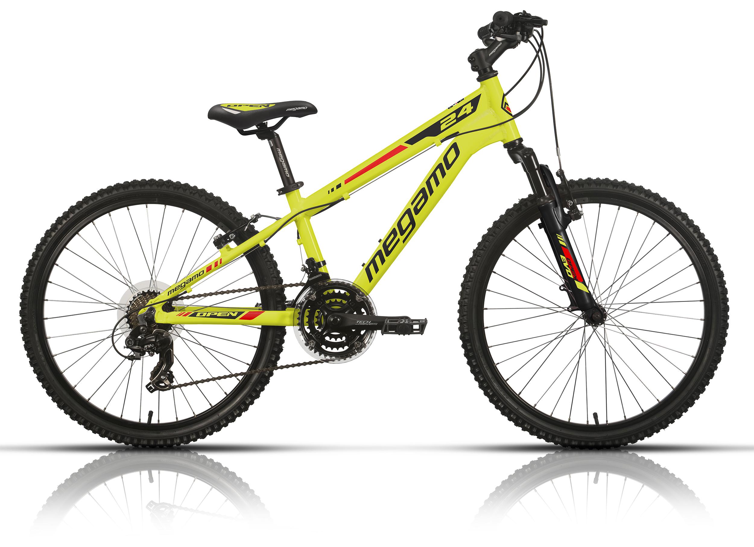 OPEN JUNIOR BOY - Megamo Bicycles