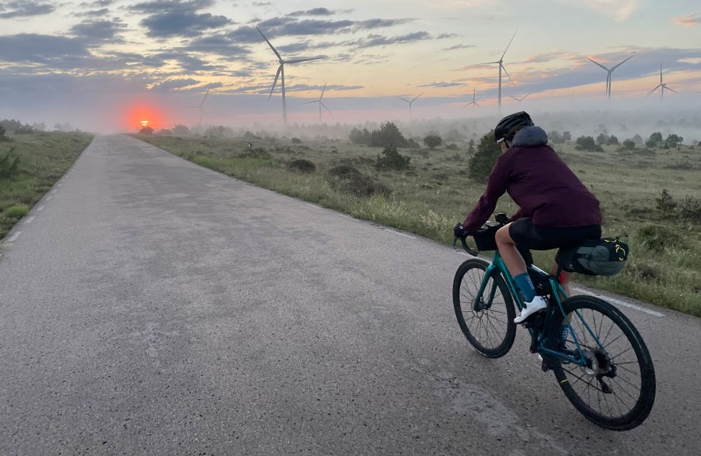 PEDALMA, 700 KM. MADRID - BARCELONA